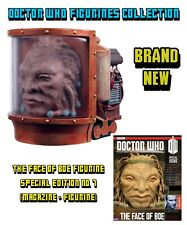 More details for doctor who figurines collection the face of boe figurine special edition - new