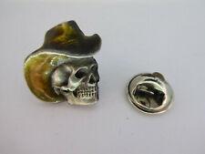 Rare Pin's Pins Badge Pin TETE DE MORT / DEATH HEAD- TOP