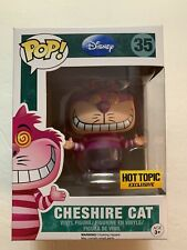 Funko Pop! Cheshire Cat Hot Topic Exclusives Disney Vaulted W/ Pop Protector