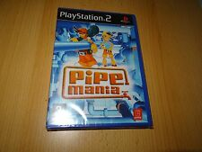 PIPE MANIA• PS2  new sealed