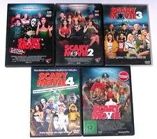 DVD: Sammlung SCARY MOVIE 1-5 (1 + 2 + 3 + 4 + 5) / Komplett Deutsch