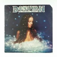 DONOVAN Lady Of The Stars AV437 FutureDisc LP Vinyl VG++ Cover VG+ Insert