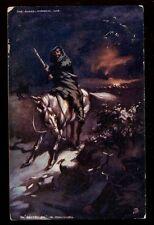 The Russo-Japanese War On Sentry Go Manchuria 1904 Tuck Oilette PPC #6484
