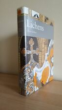 New Naturalist Lichens Oliver Gilbert 1st Edition 2001