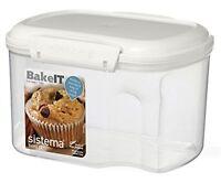 Sistema KLIP IT Bakery Storage Container, 1.56 L