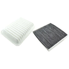 Engine & Cabin Air Filter Set for Toyota Matrix Yaris Corolla iM Scion xD SU