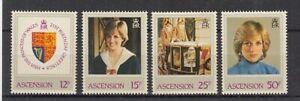 Ascension 322 - 25 Princesse Diana (MNH)