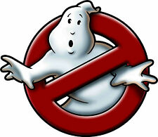 Stampa incorniciata-Ghostbusters film logo (PICTURE POSTER DVD Blu-ray film ART)