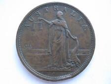 Australia undated Penny token, R Parker, Geelong.