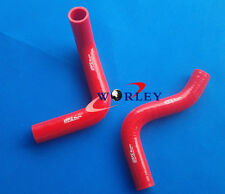 for HOLDEN Gemini TE /TF/TG 1.8L Diesel 1981-1984 silicone radiator hose RED