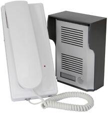 Wireless Door Intercom / Door Phone Easy Install Provides Security to Elderly