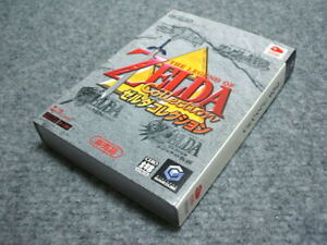 GC The Legend of Zelda Collection Club Nintendo Game Cube Japan (NEW, boxed)