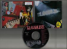 BLOODLINE - S/t Same ST CD 1994 RARE HARD ROCK BLUES THIN LIZZY BLUE MURDER KEEL