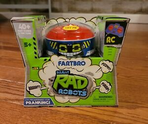 Really Rad Robots Fartbro NEW