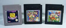 GAME & WATCH GALLERY 1 + 2 + 3 für Nintendo Game Boy GB GBC Color GBA nur Modul