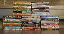 Job Lot of 50 DVDs