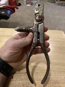 Ideal Reloading Tool Early Prototype #3 First Variation 32-40 M Rare 32 M Die