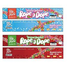 500/1000/2000 Rope a Dope Empty Candy Bags edge-sealing edibles Packaging Only