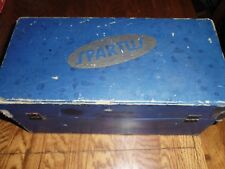 Vintage Spartus Slide Projector, Includes Case, Bulb Works