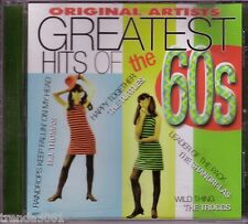 Greatest Hits 60s Original Artists Classic Sixties Rock BJ THOMAS TROGGS TURTLES