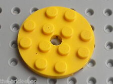 LEGO star wars Yellow round plate ref 60474 / set 8037 7939 7633 7930 7669 4999