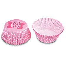 Papierbackförmchen Schmetterling für Muffins....Mini