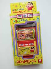 Anime Crayon Shin Chan Shiro Slot Machine Red Vintage