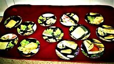 12 Limoges France, Cheese, Fruit, Dessert, Canape Plates