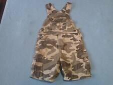Target Lovely Boys Camouflage Shortalls, Size 1