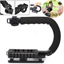 Handheld DSLR Videokamera Kamera Halter Griff Schwebestativ Stabilizer EA 02