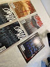 5 DC Comic Books  The Omega Men # 2, # 2 # 4 # 9  & # 10  N 263