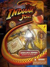 "Indiana Jones Rocket launcher RPG MOC Hasbro 3.75"" Kingdom of the Crystal Skull"