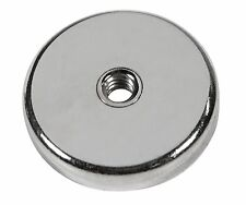 1/4-20 Threaded Mount Magnet 100 lbs qty 10