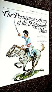 OSPREY MEN-AT-ARMS #61: THE PORTUGUESE ARMY OF THE NAPOLEONIC WARS (1977)