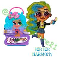 New Hairdorables 2020 Series 4 DOLL *ICE ICE HARMONY *VHTF Scented +Case M. Seal