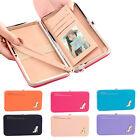 Christmas Gifts Women High Heels Phone Package Wallet Clutch Zip Purse Handbag