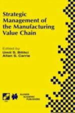 Strategic Management of the Manufacturing Value Chain: Proceedings of-ExLibrary