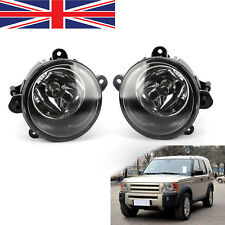 2x Fog Light Lamps Front For Land Rover Discovery 2 3 RANGE ROVER Sport L322