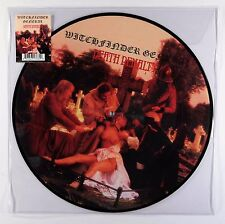 Witchfinder General 'Death Penalty' Picture Disc Vinyl - NEW picture disk rsd