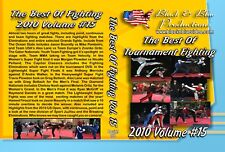 The Best of Fighting Competition Vol. 15 2010 DVD