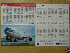 Cathay Pacific Airways 2009-2010 2011-2012 2012-2013 Calendar