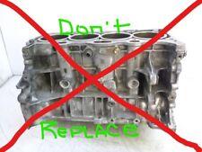 01-10 Toyota Camry Rav4 Solara  Engine Block SOLUTION  2.4L 2AZFE