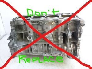 01-06 Toyota Camry Rav4 Solara  Engine Block Thread SOLUTION  2.4L 2AZFE