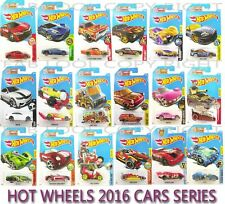 Hot Wheels de Mattel Serie 2016 coches 10 coches Surtidos