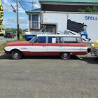 1962 FORD FALCON STATION WAGON 6 CYL Automatic 95% Rust Free