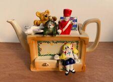 Cardew Decorative Collectors Toybox Teapot