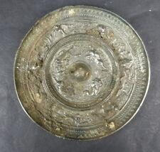 CHINESE Shaman's TANG DYNASTY TOLI MELONG BRONZE MIRROR 618 AD - 907 AD
