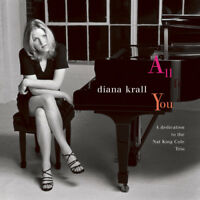 Diana Krall - All for You: Dedication to the Nat King Cole Trio [New Vinyl LP] G