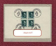 2 x Block 7 - gestempelt + 1 Block 7 - postfrisch - Katalogpreis 102,-- €