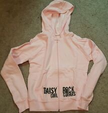 NWOT, Daisy Rock Girl Guitars Hoodie/jacket, Sz. Small